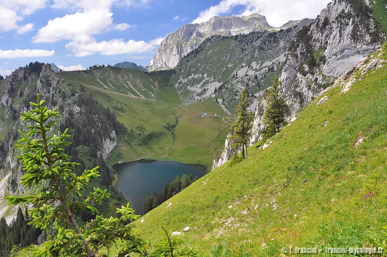 Lac d 39 arvouin - Meubles de montagne haute savoie ...